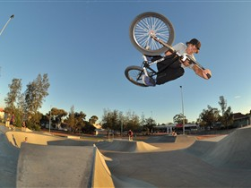 Sensational Skate Park - Wagga Wagga Accommodation