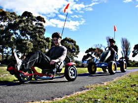 Pedal Buggies Tasmania - Wagga Wagga Accommodation
