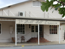 Drill Hall Emporium - The - Wagga Wagga Accommodation