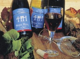 Home Hill Vineyard and Winery Restaurant - Wagga Wagga Accommodation
