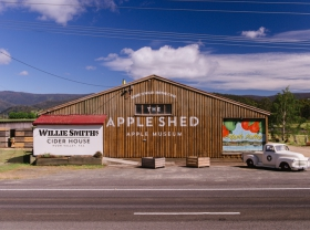 The Apple Shed Tasmania - Wagga Wagga Accommodation