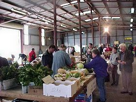 Burnie Farmers' Market - Wagga Wagga Accommodation