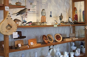 Touchwood Craft Gallery Gifts and Cafe - Wagga Wagga Accommodation