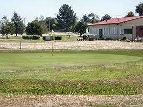 Campbell Town Golf Club - Wagga Wagga Accommodation