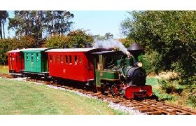 Redwater Creek Railway - Wagga Wagga Accommodation