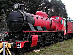 Don River Railway - Wagga Wagga Accommodation