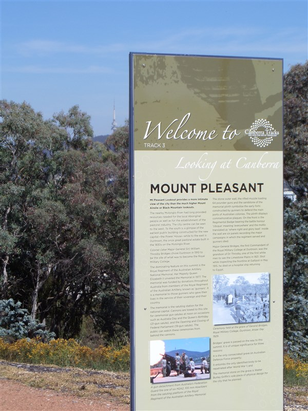 Mount Pleasant Lookout - Wagga Wagga Accommodation