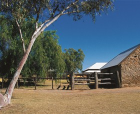 Alice Springs Telegraph Station Historical Reserve - Wagga Wagga Accommodation