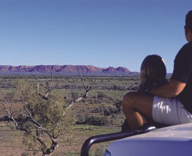 Tnorala/Gosse Bluff Conservation Reserve - Wagga Wagga Accommodation