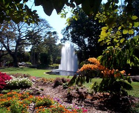 George Brown Darwin Botanic Gardens - Wagga Wagga Accommodation