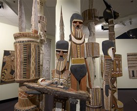 Museum and Art Gallery of the Northern Territory - Wagga Wagga Accommodation