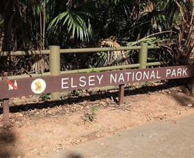 Elsey National Park - Wagga Wagga Accommodation