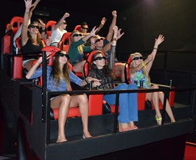 7D Cinema - Virtual Reality - Wagga Wagga Accommodation