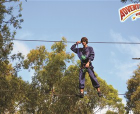 Adventure Parc at Currumbin Wildlife Sanctuary - Wagga Wagga Accommodation