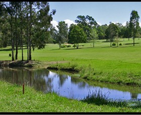 Village Links Golf Course - Wagga Wagga Accommodation