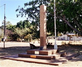 Mount Isa Memorial Cenotaph - Wagga Wagga Accommodation