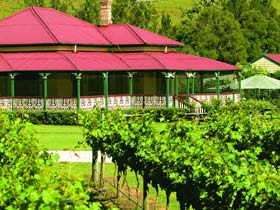 OReillys Canungra Valley Vineyards - Wagga Wagga Accommodation