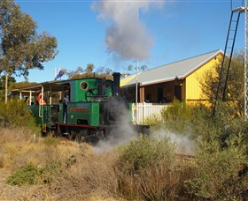 Red Cliffs Historical Steam Railway - Wagga Wagga Accommodation
