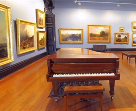 Art Gallery of Ballarat - Wagga Wagga Accommodation