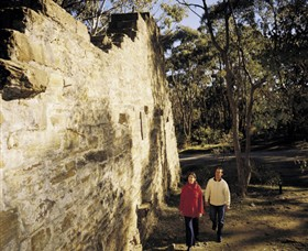 Castlemaine Diggings National Heritage Park - Wagga Wagga Accommodation