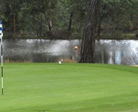 Hepburn Springs Golf Club - Wagga Wagga Accommodation