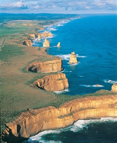 12 Apostles Flight Adventure from Apollo Bay - Wagga Wagga Accommodation