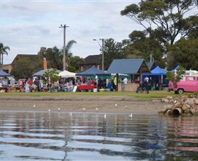 Greenwell Point Riverside Markets - Wagga Wagga Accommodation
