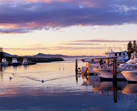 Bermagui Fishermens Wharf - Wagga Wagga Accommodation
