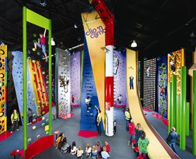 Clip 'N Climb Melbourne - Wagga Wagga Accommodation