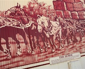 Historical Mural Series - Wagga Wagga Accommodation