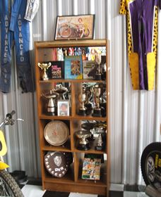 Ash's Speedway Museum - Wagga Wagga Accommodation