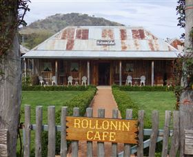 Rollonin Cafe - Wagga Wagga Accommodation