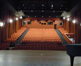 Capitol Theatre Tamworth - Wagga Wagga Accommodation