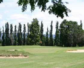 Aberdeen Golf Club - Wagga Wagga Accommodation