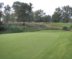 Muswellbrook Golf Club - Wagga Wagga Accommodation