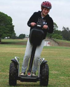 Segway Tours Australia - Wagga Wagga Accommodation