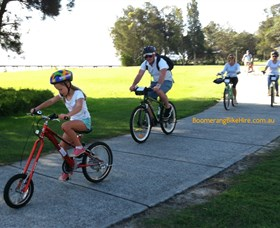 Boomerang Bikes Central Coast Bike Tours - Wagga Wagga Accommodation