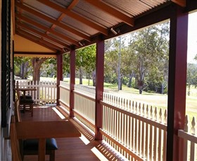 Riverside Oaks Golf Course - Wagga Wagga Accommodation