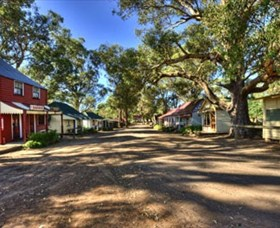 The Australiana Pioneer Village Ltd