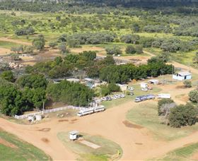 Blackall Saleyards - Wagga Wagga Accommodation
