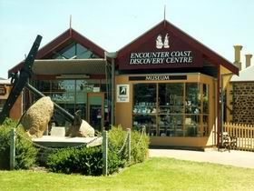 Encounter Coast Discovery Centre and The Old Customs and Station Masters House - Wagga Wagga Accommodation