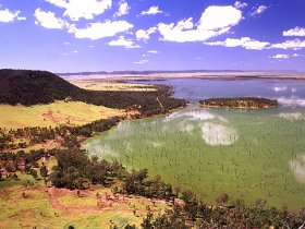 Nuga Nuga National Park and Lake Nuga Nuga - Wagga Wagga Accommodation