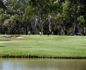 Deniliquin Golf Club - Wagga Wagga Accommodation