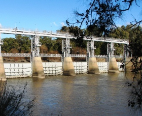 Gogeldrie Weir - Wagga Wagga Accommodation