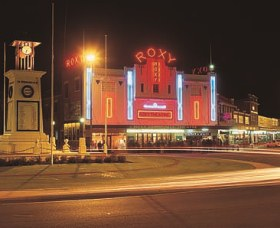 Roxy Theatre Leeton - Wagga Wagga Accommodation