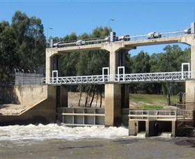 Yanco Weir - Wagga Wagga Accommodation