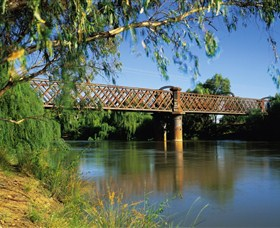 Narrandera Rail Bridge - Wagga Wagga Accommodation