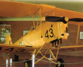 Tiger Moth Memorial - Wagga Wagga Accommodation