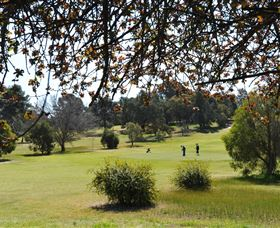 Narrandera Golf Course - Wagga Wagga Accommodation