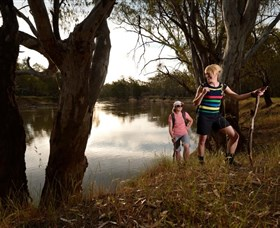 Narrandera Bike and Hike Track - Wagga Wagga Accommodation